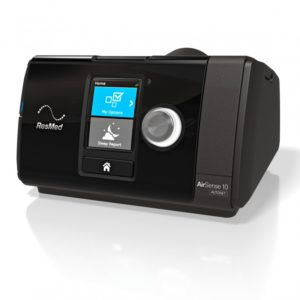 Airsense 10 Series PAP Units